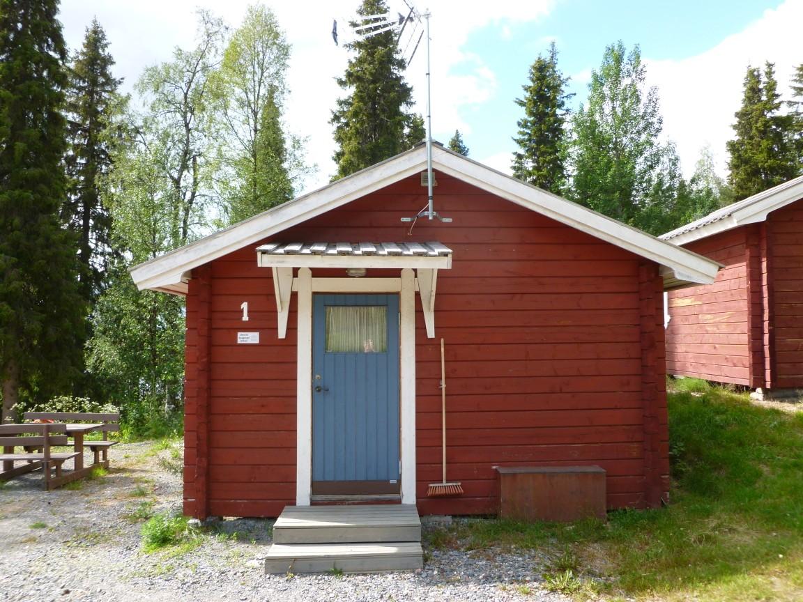 nattavaara kabine 1